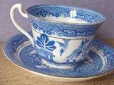 Oliver S. Garretson's Tea Cup