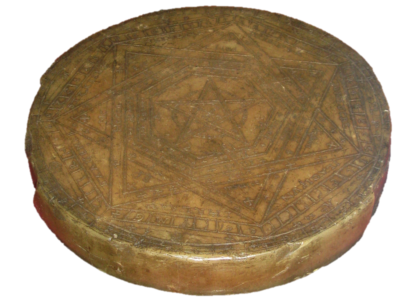 John Dee's Seal of God