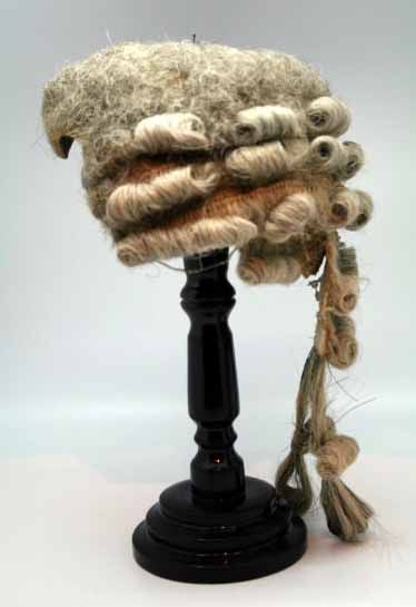 Benedict Arnold's Wig