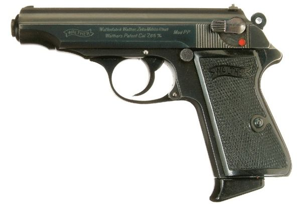 Ian Fleming's Pistol