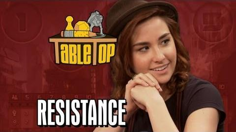 The Resistance Felicia Day, Allison Scagliotti, Ashley Clements, and Amy Okuda on TableTop SE2E02