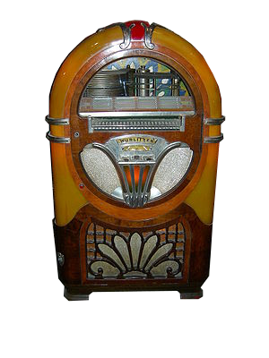 """Best of the 80s"" Jukebox"