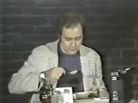 Andy Kaufman's Bowl & Spoon