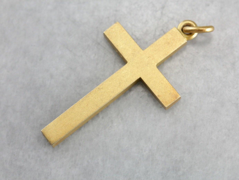 Henry Wadsworth Longfellow's Cross