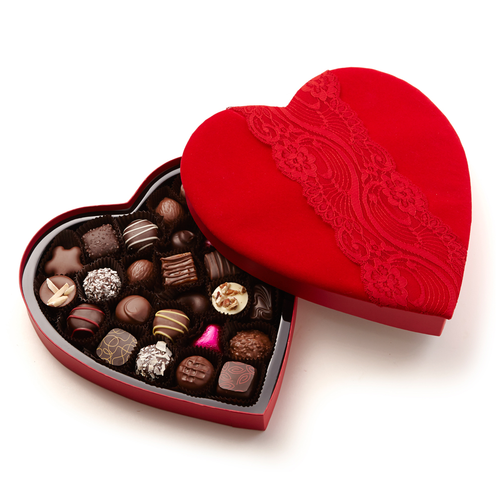 Consoling Valentine's Day Chocolates