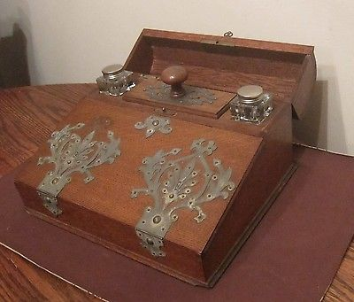 Mary Shelley's Box Desk