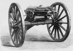 Original Gatling Gun