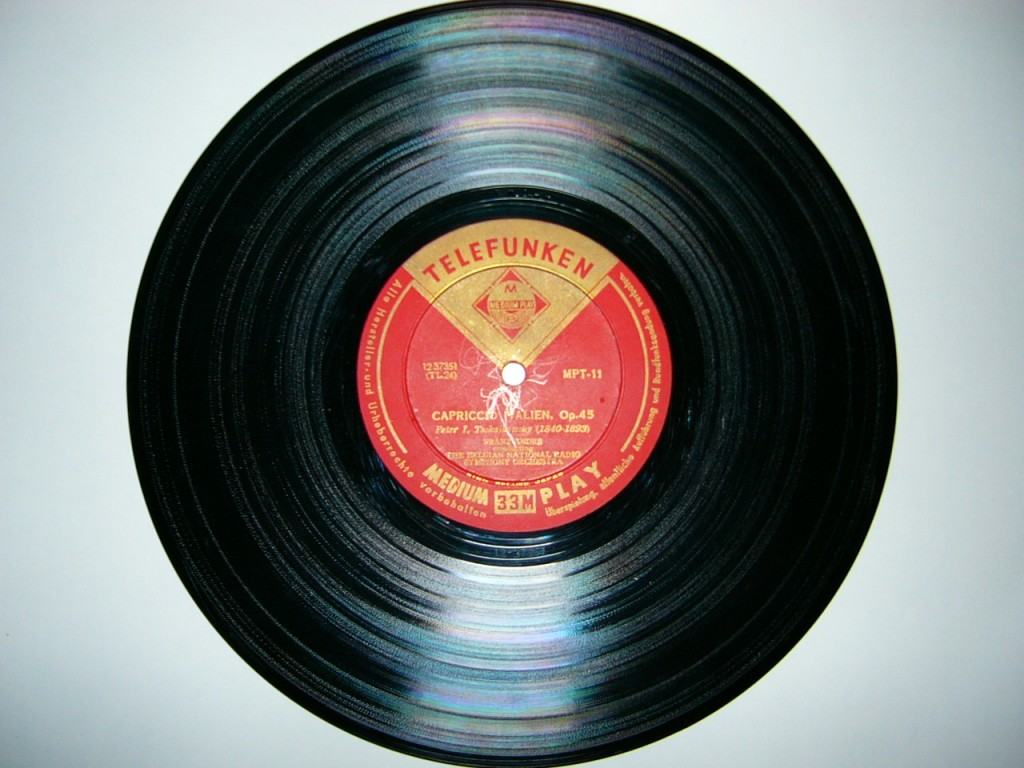 Original Recording of 'Pelo Telefono'