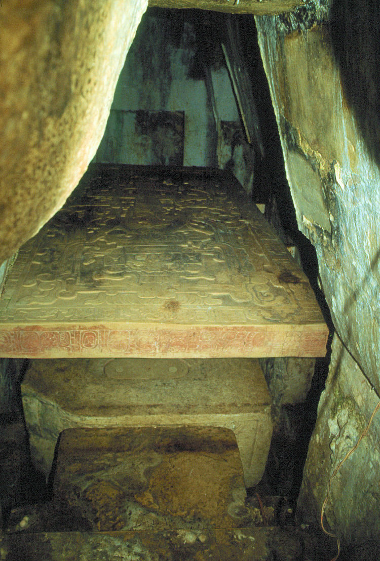 Pacal the Great's Sarcophagus