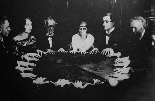 Fox Sister's Séance Table