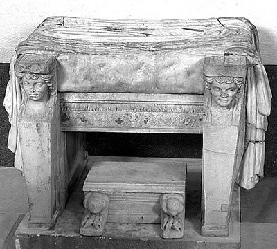 Vespasian's Bisellium