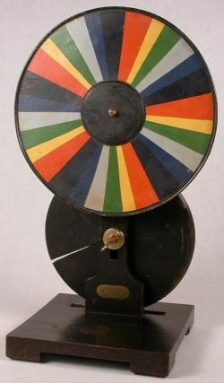 Richard Dadd's Color Wheel