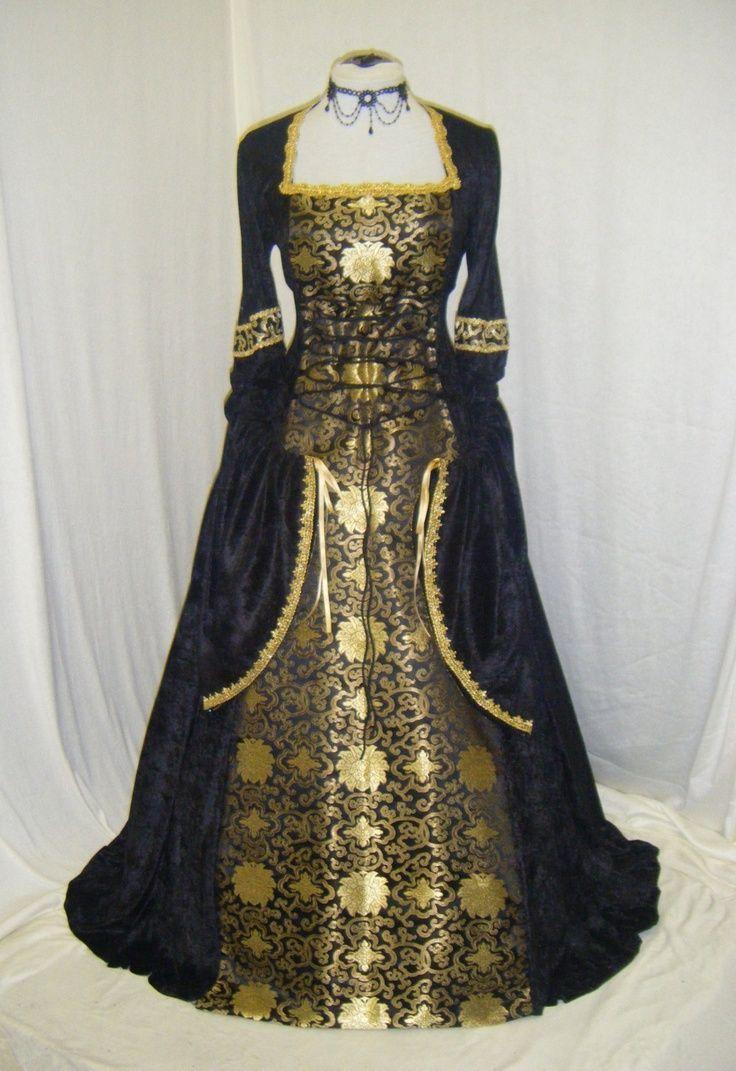 Joan II, Duchess of Berry's Dress