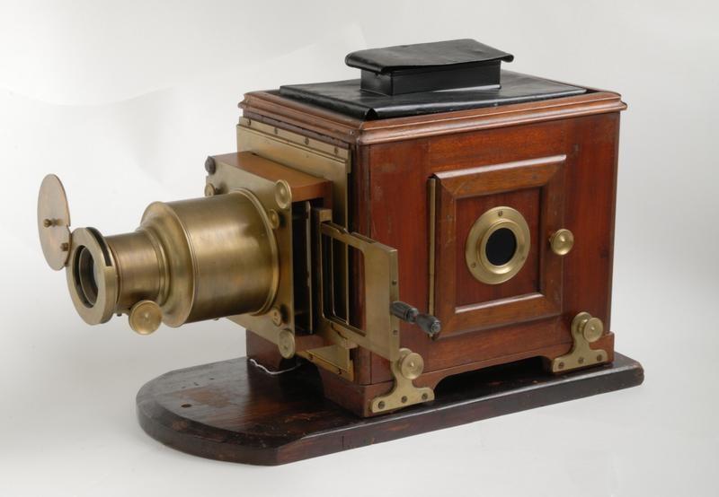 Movie Projector from the Berlin Wintergarten Theatre