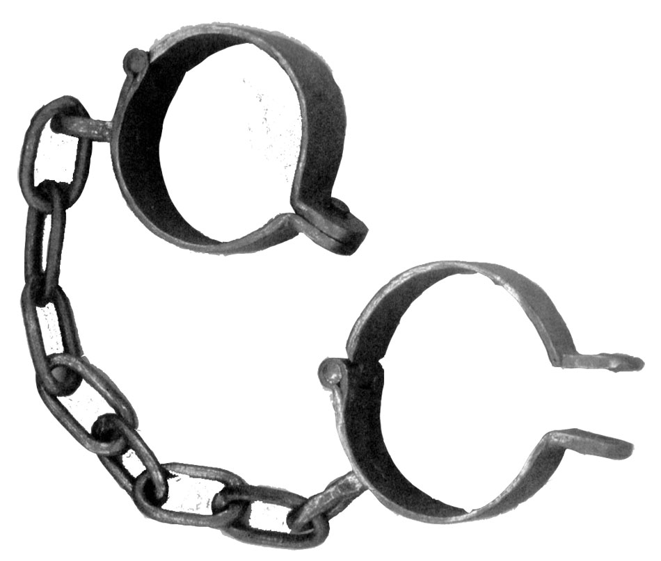 Black Hawk's Shackles