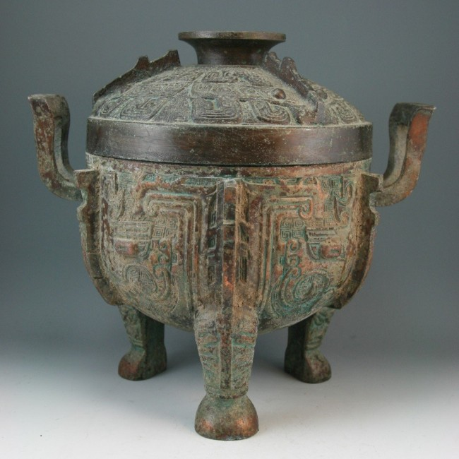 Chinese Doubling Pot