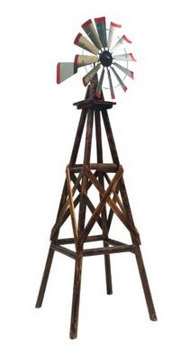 Dust Bowl Windmill