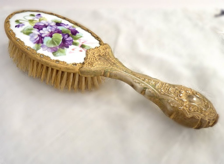 Charlotte Corday's Hairbrush