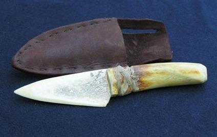 The Roanoke Knife
