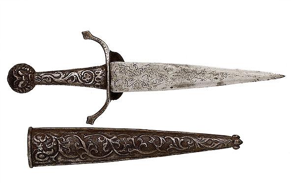 King Arthur's Dagger, Carnwennan