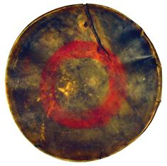 Chimariko Tribe Shaman Drum