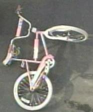Amber Hagerman's Bicycle