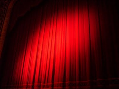David Copperfield's Curtains