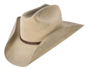 Carlos Arredondo's Hat