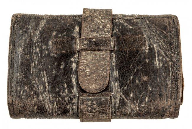 John Malcolm's Skin Wallet