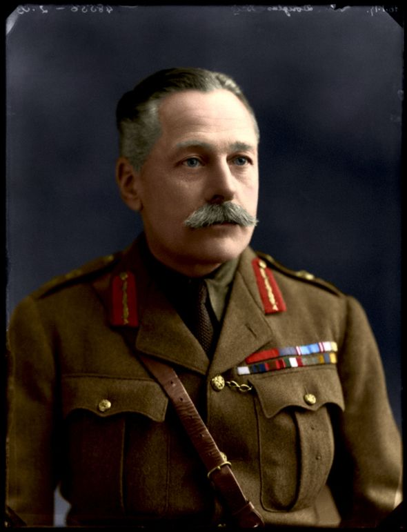 Douglas Haig's Uniform