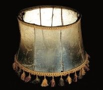 Holocaust Skin Lamp
