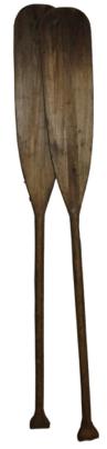 Aaron Anderson's Oars