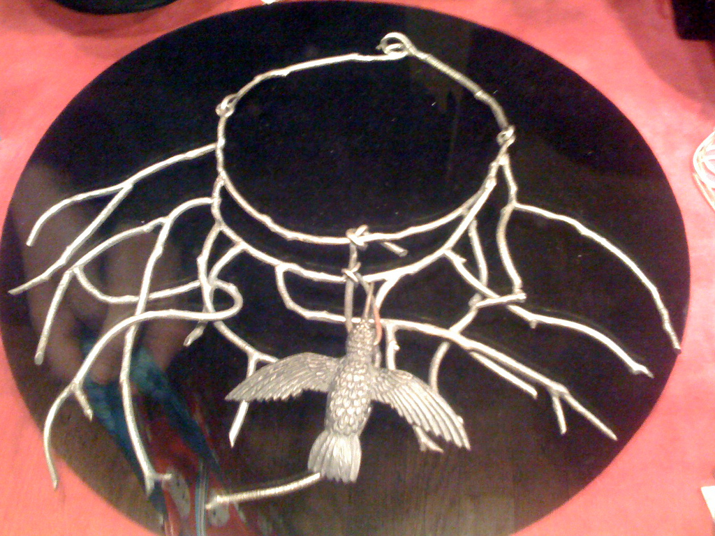 Frida Kahlo's Thorn Necklace