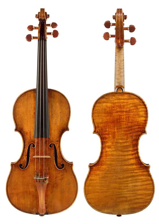 Ferdinand David's Violin
