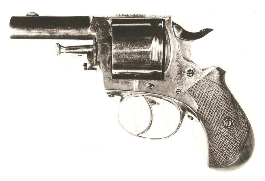Charles J. Guiteau's Revolver