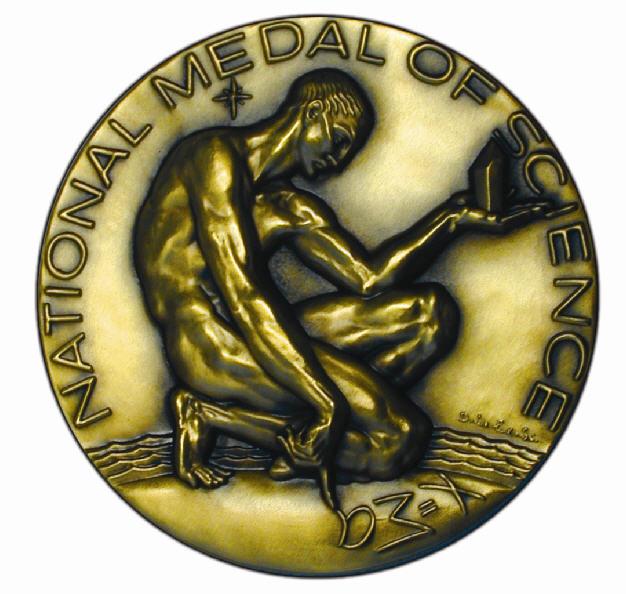 George Dantzig's National Medal of Science Award