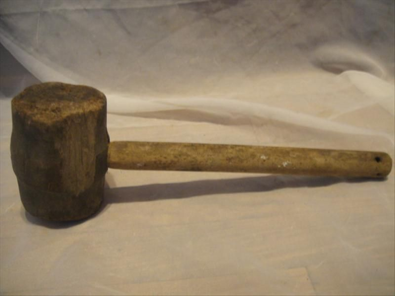 Thomas Blood's Mallet