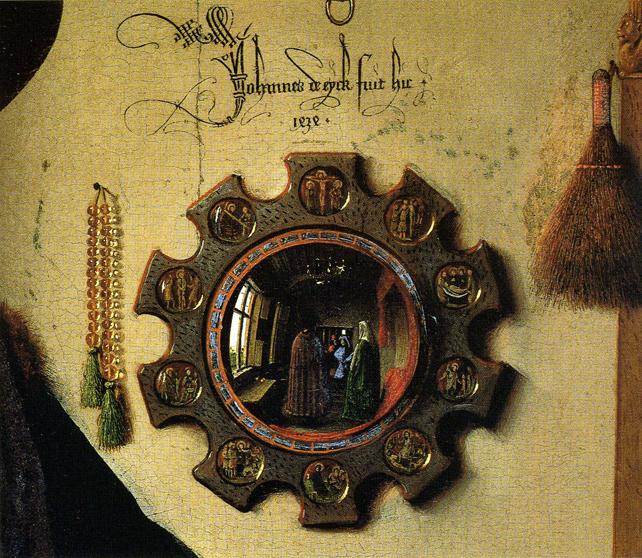 The Arnolfini Mirror