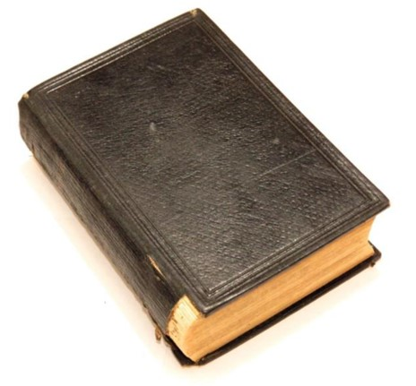 Mary Baker Eddy's Bible