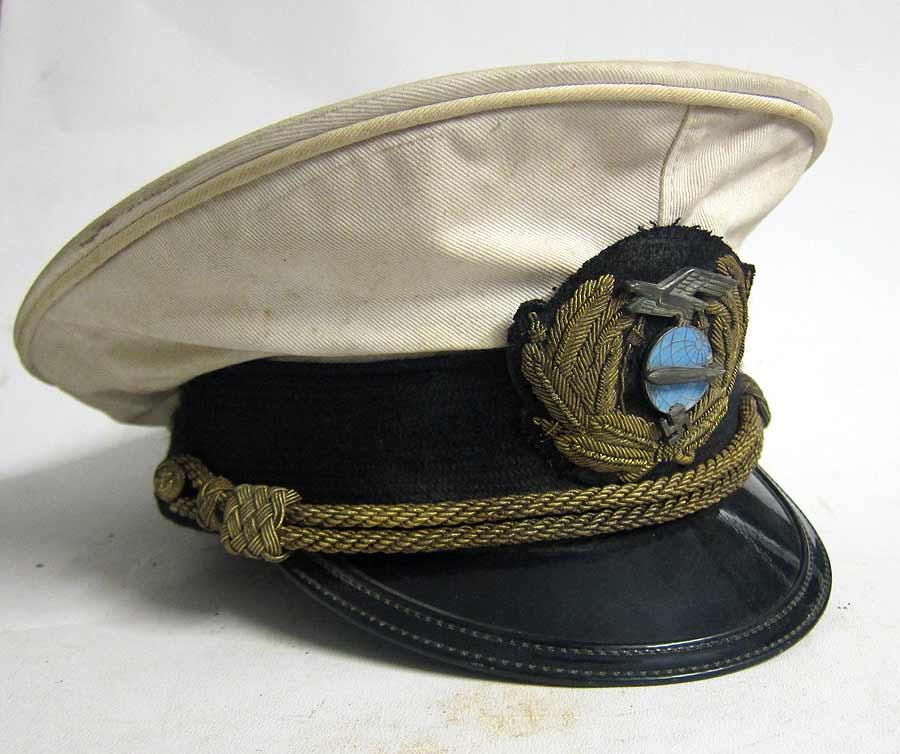 Ernst Lehmann's Captain Hat