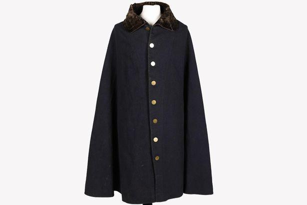 Lord Byron's Cloak