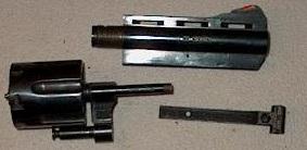 Pieces of Yolanda Saldivar's Gun