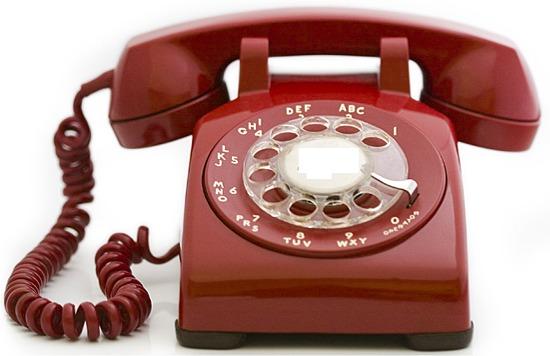 Sydney Newman's Rotary Phone