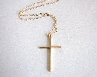 Dana Scully's Cross Necklace