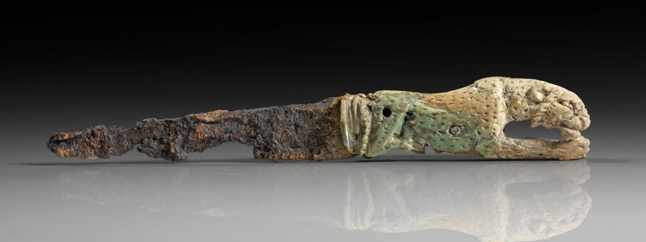 Pygmalion's Carving Knife