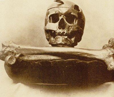 Geronimo's Skull