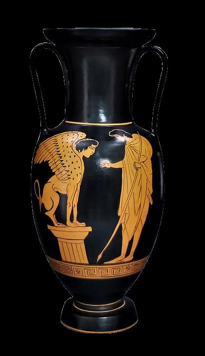 John Doubleday's Clay Vase
