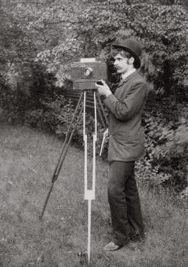 Alfred Stieglitz's Tripod