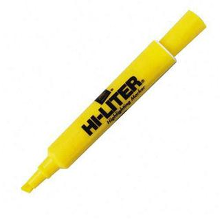 Glowing Highlighter Pens