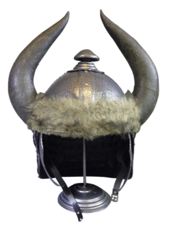 Attila the Hun's Battle Helmet